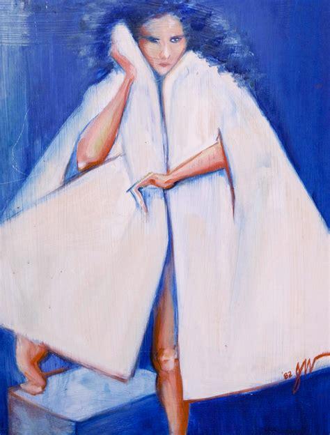 Blue Jeanne Model by Model In Blue By Jeanne Wierda