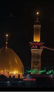 Photos: Pilgrims in Shia holy shrines in Iraq's Najaf, Karbala