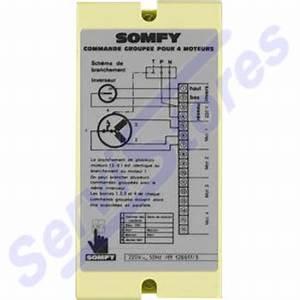 Commande Volet Roulant Somfy : bouton volet roulant so1810058 1810058 servistores ~ Farleysfitness.com Idées de Décoration