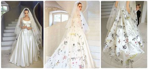 Make Your Own Customised Wedding Veil Like Angelina Jolie
