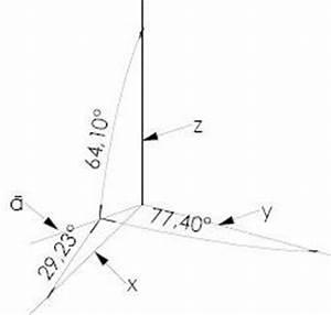 Betrag Vektor Berechnen : maschinenbau vektorrechnung richtungswinkel ~ Themetempest.com Abrechnung