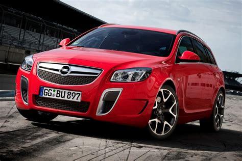 Opels Unlimited by Opel Insignia Opc Unlimited Der Schnellste Serien Opel