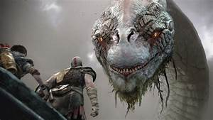 god of war 2018 ps4 4k wallpapers hd wallpapers id 20646