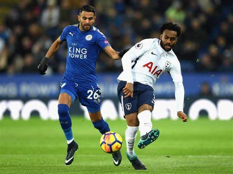Premier League - as it happened: Leicester vs Tottenham ...