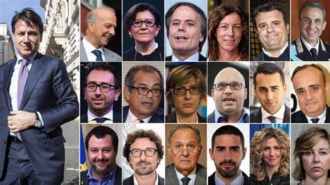 Consiglio Dei Ministri Ultime Notizie by Governo Ultime Notizie I Ministri Governo Conte