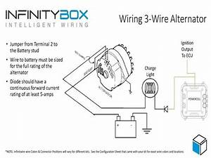 Delco 1 Wire Alternator Tags Wiring Diagram 4 Outstanding