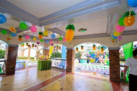 lilo  stitch luau party birthday party ideas