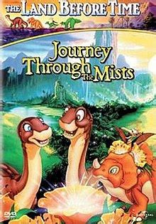 the land before time iv journey through the mists 1996 filmaffinity the land before time iv journey through the mists wikipedia