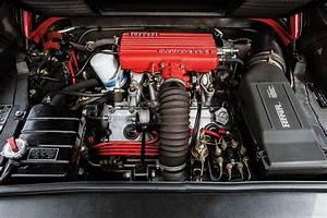 Comparaison   Ferrari 308 Gtsi Qv Et Toyota Mr2 1986