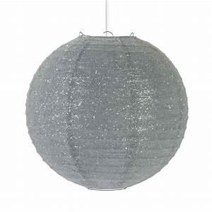 Boule Papier Luminaire : suspension luminaire en papier luminaire plafonnier boule marchesurmesyeux ~ Teatrodelosmanantiales.com Idées de Décoration