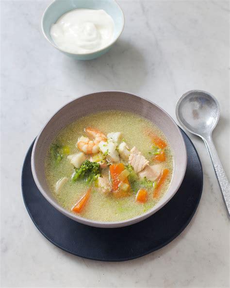 soupe de poissons islandaise pour 4 personnes recettes 224 table