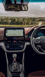 Hyundai Ioniq Hybrid interior & comfort | DrivingElectric