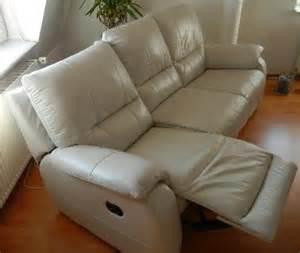 sofa relaxfunktion 3er sitze sofa sessel echtleder berlin markt de 10262198