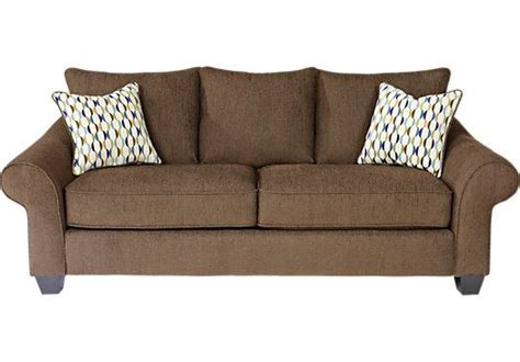 sleeper sofa rooms to go shop for a park brooke chocolate sofa at rooms to go find