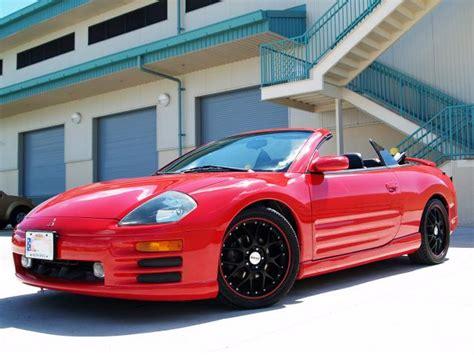 2001 Mitsubishi Eclipse Rims autoland 2001 mitsubishi eclipse gt spyder v6 rims drop