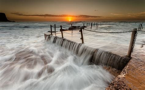 avalon rock pool wallpapers