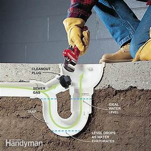 How To Eliminate Basement Odor And Sewer Smells Family