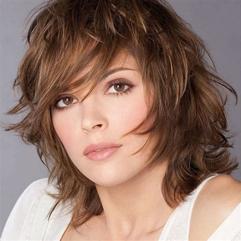 short hairstyles  fall  winter