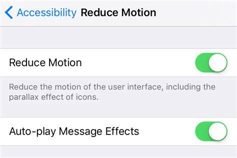 ios 10 1 beta 2 wprowadza możliwość korzystania z animacji
