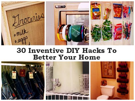 Organized Kitchen Ideas - 30 inventive diy hacks to make your home better find fun art projects to do at home and arts