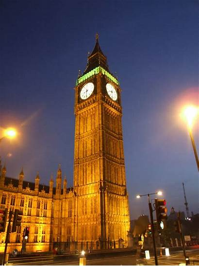 Ben London Night Facts England Clock Tower