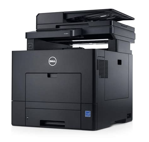 dell color multifunction printer c2665dnf review