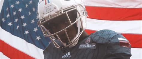 LOOK: Troy unveils Military Appreciation uniforms for Saturday