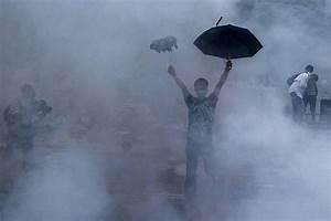 Umbrella Movement anniversary: 40 powerful photos of pro ...
