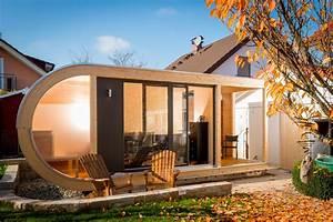 Gartenhaus Sauna Kombination : gartensauna bei stuttgart werner ettwein gmbh ~ Whattoseeinmadrid.com Haus und Dekorationen