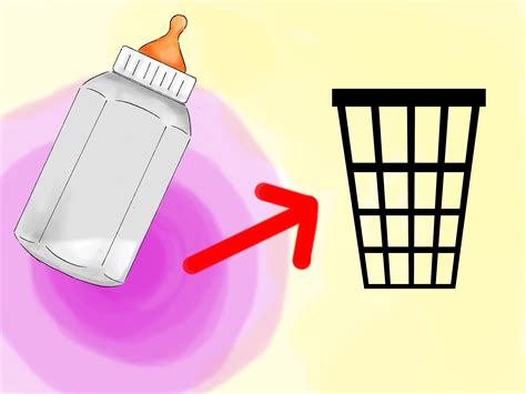 How To Bottle Feed A Newborn 8 Steps With Pictures