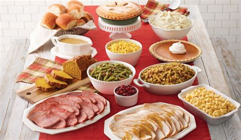 Bob Evans Now Offering To-Go Thanksgiving Meals | Food ...