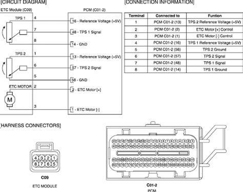 Hyundai Sonata Cam Sensor Wiring Diagram