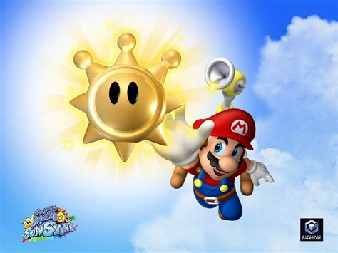 Super Mario Sunshine Iso