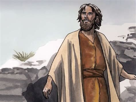 John The Baptist & Jesus