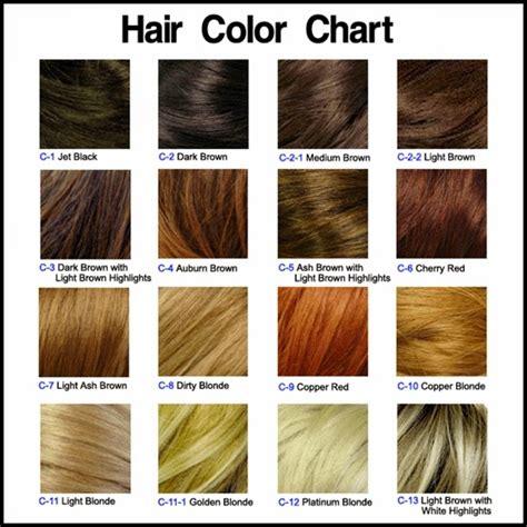 Shades Of Hair Dye 5 pretty hair color shades for 2014 hair fashion