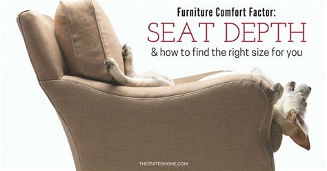 sofa seat cushions pick  perfect depth  stated home