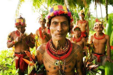 tato suku mentawai  artinya jauh  kata kriminalitas