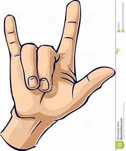 I Love You Sign Language Clipart   Clipart Panda - Free ...