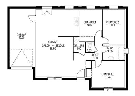 faire un plan de chambre construire sa maison discount avec un constructeur à bas prix