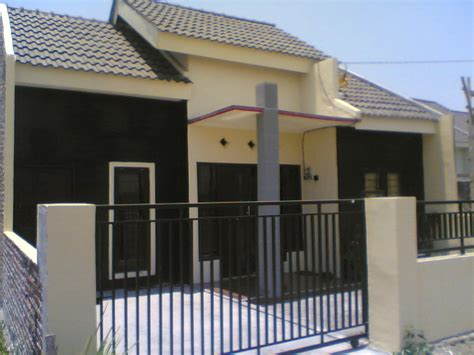 pagar rumah minimalis perumahan