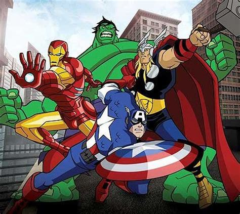 caught    avengers earths mightiest