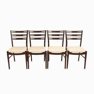 Stühle Von Ikea : schwedische esszimmerst hle mit samtbezug 1950er 4er set bei pamono kaufen ~ Bigdaddyawards.com Haus und Dekorationen