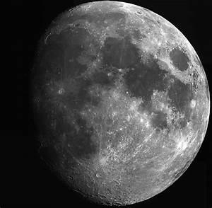 Moon - Knoll Observatory
