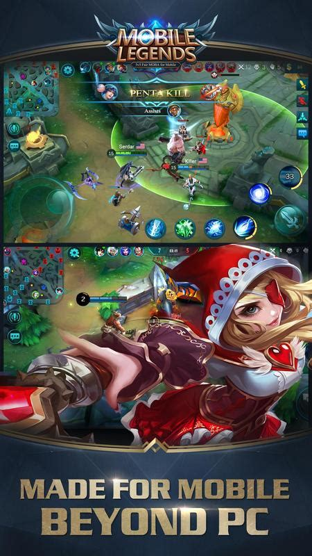mobile legends apk free for android apkpure