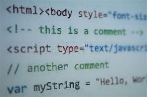java source code stock photo image  syntax text black