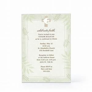 confirmation invitation wording confirmation celebration With confirmation invites templates