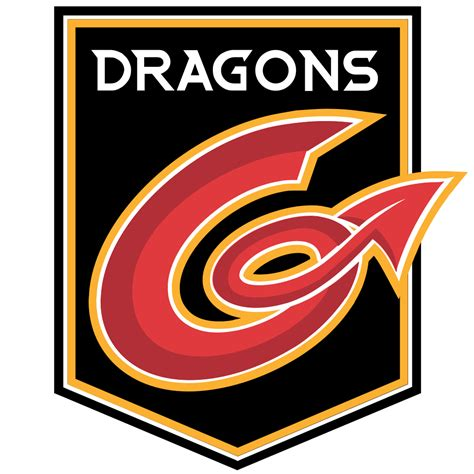File:Dragons (rugby union) logo.svg - Wikipedia
