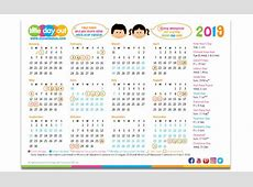 Singapore Public Holidays & School Holidays 2019 Little