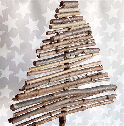 Weihnachtsbaum Zum Selberbauen by Weihnachtsbaum Aus Holz Selber Bauen Weihnachtliche Diy