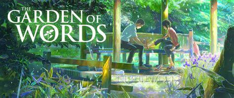 garden of words lirik dan arti lagu motohiro hata ost the garden